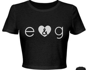 E & G Crop Top