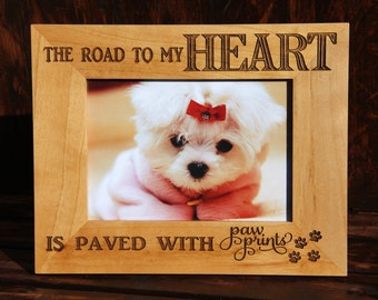The Road to My Heart - Picture Frame