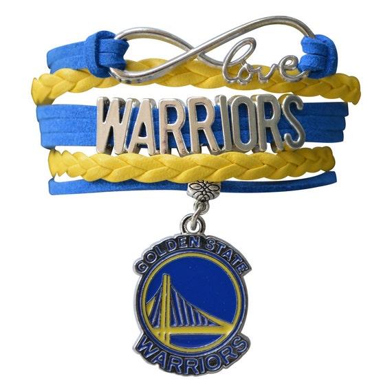 golden state warriors bracelet warriors by
