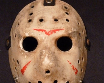 Friday The 13th (2009) Remake Jason Voorhees Hockey Mask