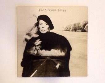 Joni Mitchell - Hejira  vinyl record album LP