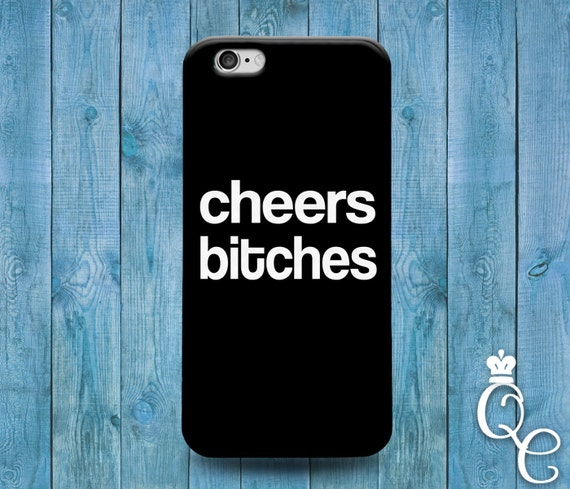 iPhone 4 4s 5 5s 5c SE 6 6s 7 plus + iPod Touch 4th 5th 6th Gen Cute Black White Funny Quote Phone Cover Cool Dope Beer Drink Alcohol Case