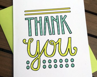 Thank You-Greeting Card