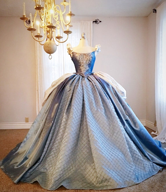 Cinderella inspired ball gown for Cinderella inspired wedding dress