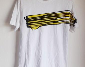 Vintage Roy Lichtenstein Pop Art Clothing T-Shirt Large