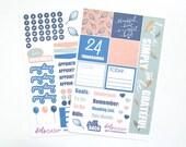 November Monthly Calendar Kit