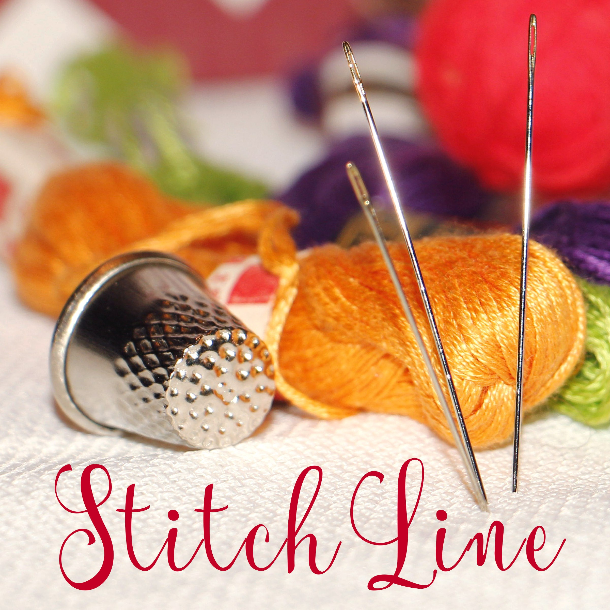 Happy shopping and stitching by StitchLine on Etsy