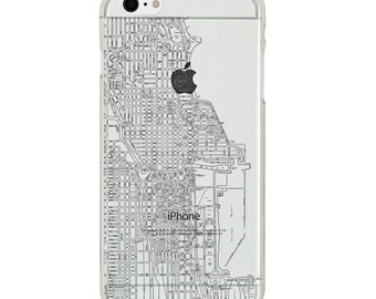 City Pack Case for iPhone 6 Plus / 6s Plus Chicago