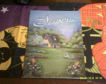Vol. IV Seasons from Pumpkin Ridge by Yvonne Kresal Tole Painting Book