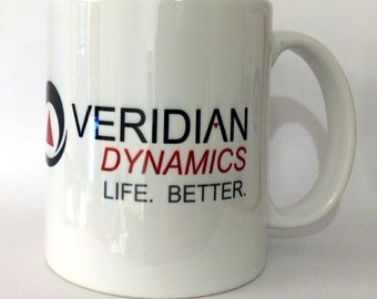 Better Off Ted Veridian Dynamic Coffee Mug 11 oz