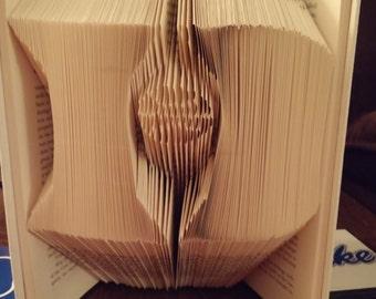 Duke Basketball Folded Book