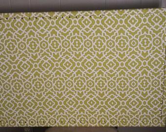 Chartreuse Memo Board