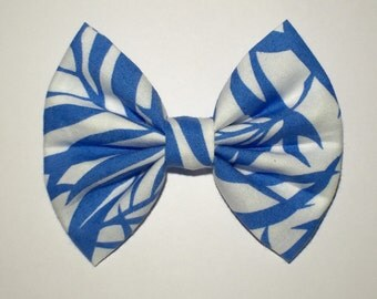 Leaf Hair Bow