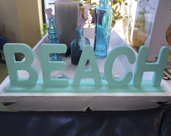 Beach Sign- Perfect for Weddings