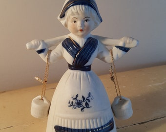 "vintage Dutch Girl Bell 1960""s"