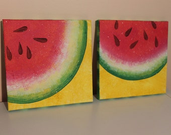 Watermelon Canvas's