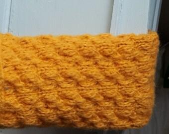 luxurious orange/BJD MSD wool blanket doll / barbie / Corolla