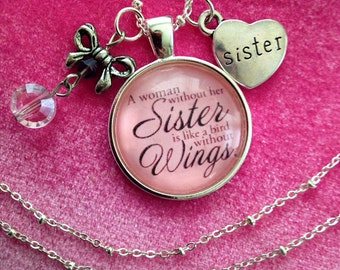 Sisters Necklace