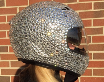 Custom Women's Motorcycle Helmet