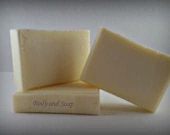 Pure Grass fed Beef Tallow Cold process Soap