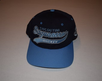 Chicoutimi Saqueneens starter script snap back
