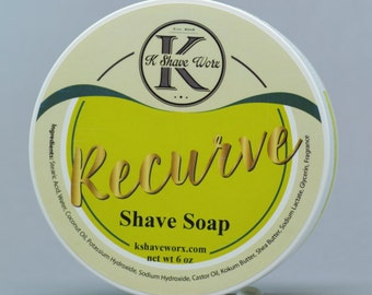 Recurve Shave Soap
