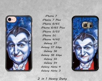 THE MUNSTERS GRANDPA iPhone Galaxy Cellphone Case