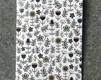SALE! A5 Floral Eco Notebook (1)