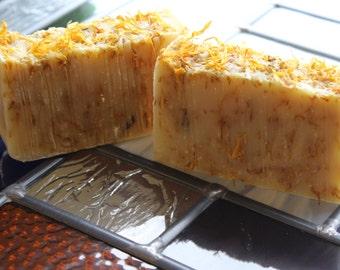 Sunshine Soap - Cold Process Soap - Handmade Soap - Palm Free
