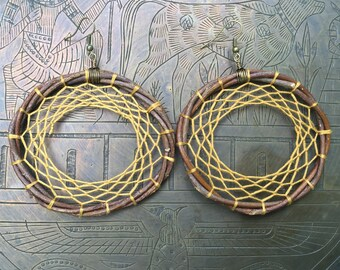 """2 -3/4"""" Willow Dream-Caster Hoops"""