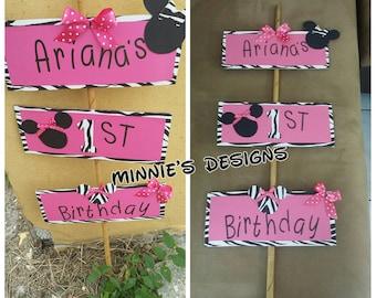 Minnie mouse birthday, Minnie mouse Zebra birthday,Minnie mouse zebra shirt,Minnie mouse Zebra invitations,Minnie mouse zebra dress,Minnie