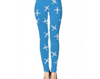 Airplane Leggings