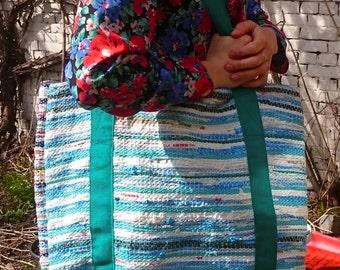 Recycled market bag Large