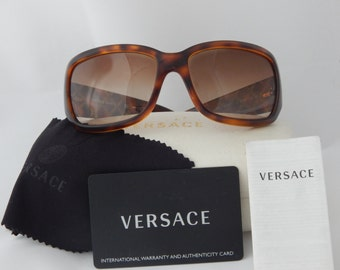 Vintage Versace Sunglasses in Case