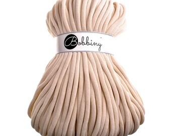 NEW! Giant Bobbiny Rope – Natural (50m)