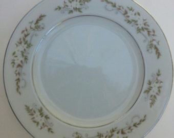 China plates, Appetizer Plates, Bread Plates, Dessert Plates, Small Plates, International Silver, china, 7