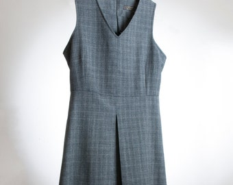 Vintage 70s 'Secretary' Dress