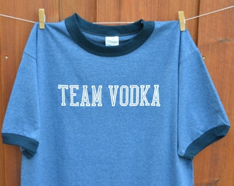 Team Vodka Ringer Shirt