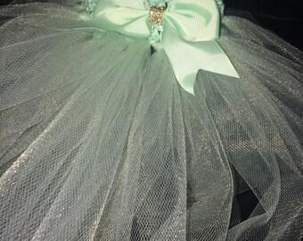 Light green tutu