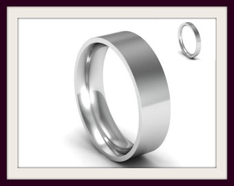 Wedding Ring Wedding Set UK Hallmarked Wedding Rings Women Wedding Ring Men 9k Wedding Ring 9K Gold Ring 9k Wedding Band White Gold Wedding