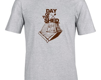 day of the shed - Garden loving  Men's T-Shirt - MTS1041