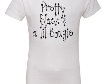 Pretty Black Bougie