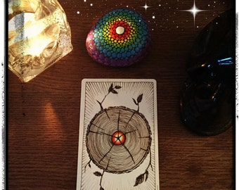 One Month Tarot Reading Psychic Divination Guidance Wisdom Spirituality