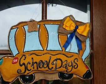 School days bus