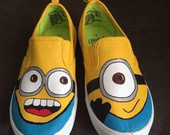Minion Shoes - custom