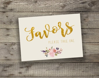 Floral Wedding Welcome Sign Printable Boho Chic Welcome Sign Bohemian Wedding Greeting Digital File Gold Typography