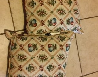 Christmas Throw Pillows - 16 in x 16 in