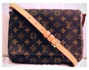 LV Musette Tango Shoulder Bag