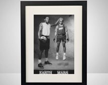 Best On Mars Nike Air Jordan Mars Blackmon Retro III 3 Vintage 80s Ad Nostalgia 1988 Sneakers 11x17 Poster Print Wall Art Home Office Decor