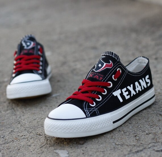 houston texans shoes fashion sneakers texans tennis by